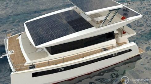 Sunpower Yachts Comfort