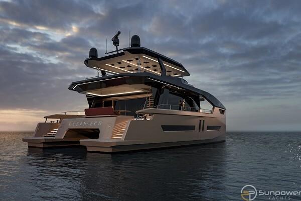 Sunpower Yachts – Ocean Eco 90