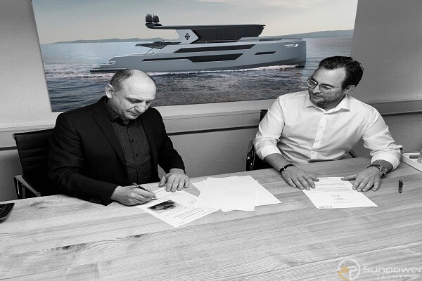 SUNPOWER YACHTS – Building Yachts… Not A One Man Show!
