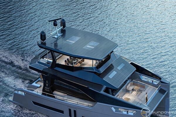 SUNPOWER YACHTS – Flagship Ocean Eco 90