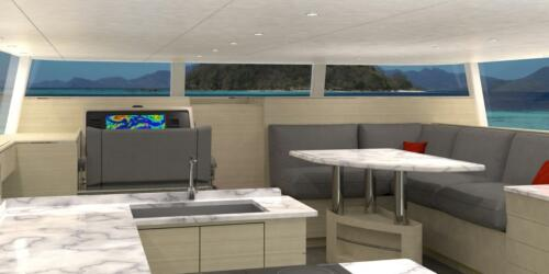 Solar Electric Sunpower Yachts 44-3 (1)
