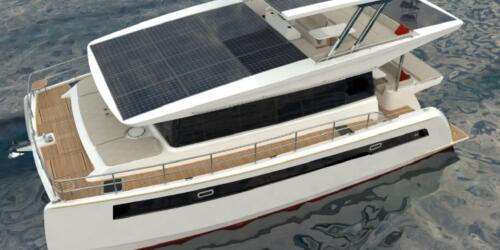 Solar Electric Yachts Sunpower Yachts 44-7